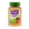 Great Value Organic Unsweetened Applesauce, 23 oz_1_2