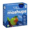 Plum Organics Blueberry Blitz! Organic Apple Sauce & Fruit & Veggie Mashups, 3.17 oz, 4 count_1