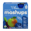 Plum Organics Blueberry Blitz! Organic Apple Sauce & Fruit & Veggie Mashups, 3.17 oz, 4 count_2