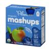 Plum Organics Blueberry Blitz! Organic Apple Sauce & Fruit & Veggie Mashups, 3.17 oz, 4 count_3